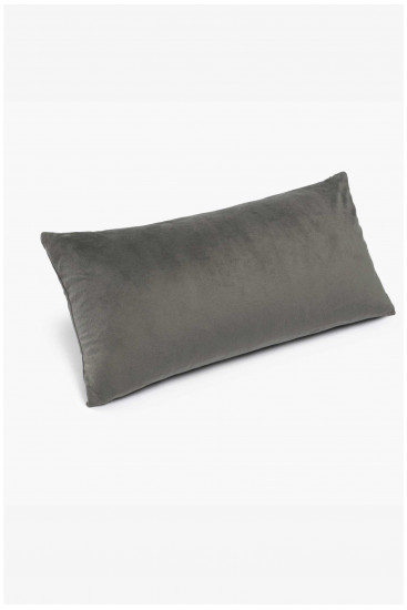 Cushion cover VELVET grey