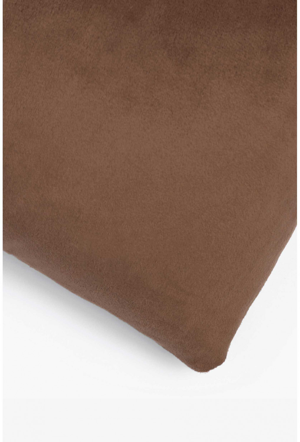 Cushion cover VELVET brown