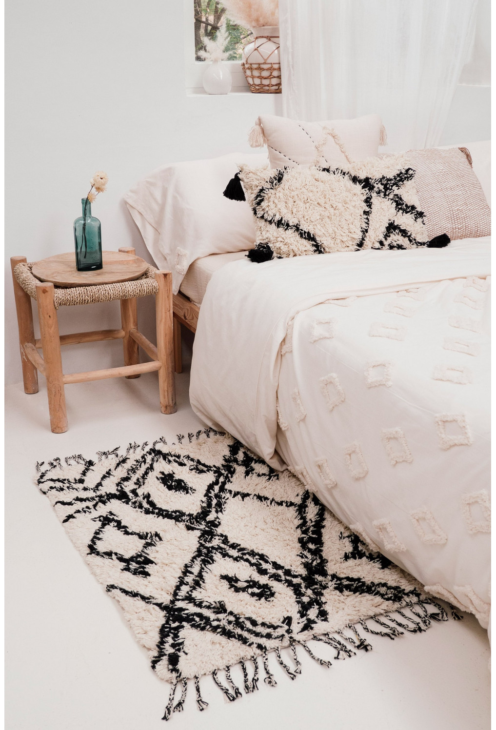 Cushion cover SAFRO black