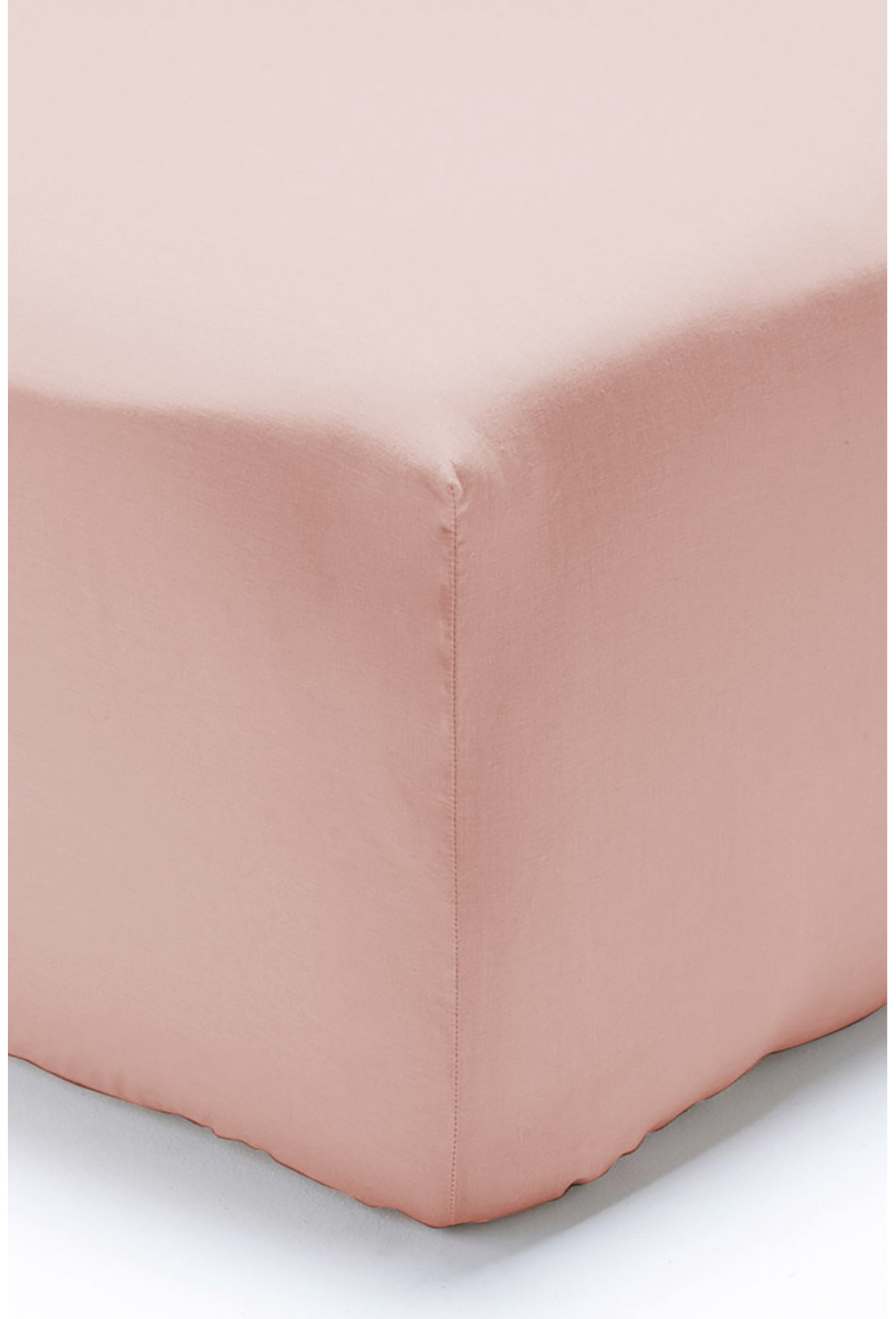 Fitted sheet DALIA pink