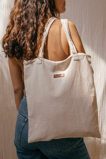 Tote bag GAVEMA gray