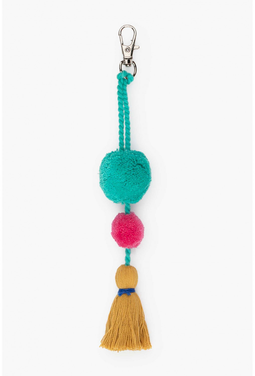 Key chain CANICAS multicolor