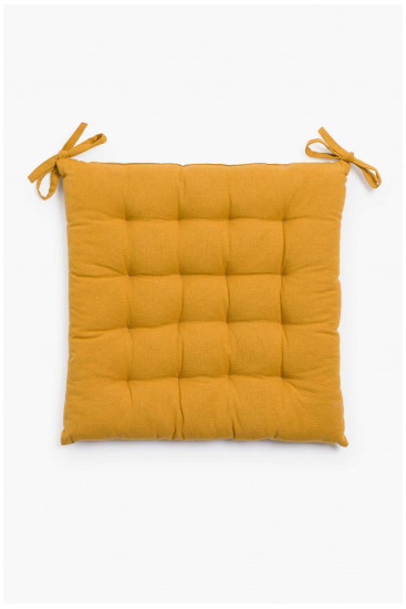 Cushion cover RIAD mustard