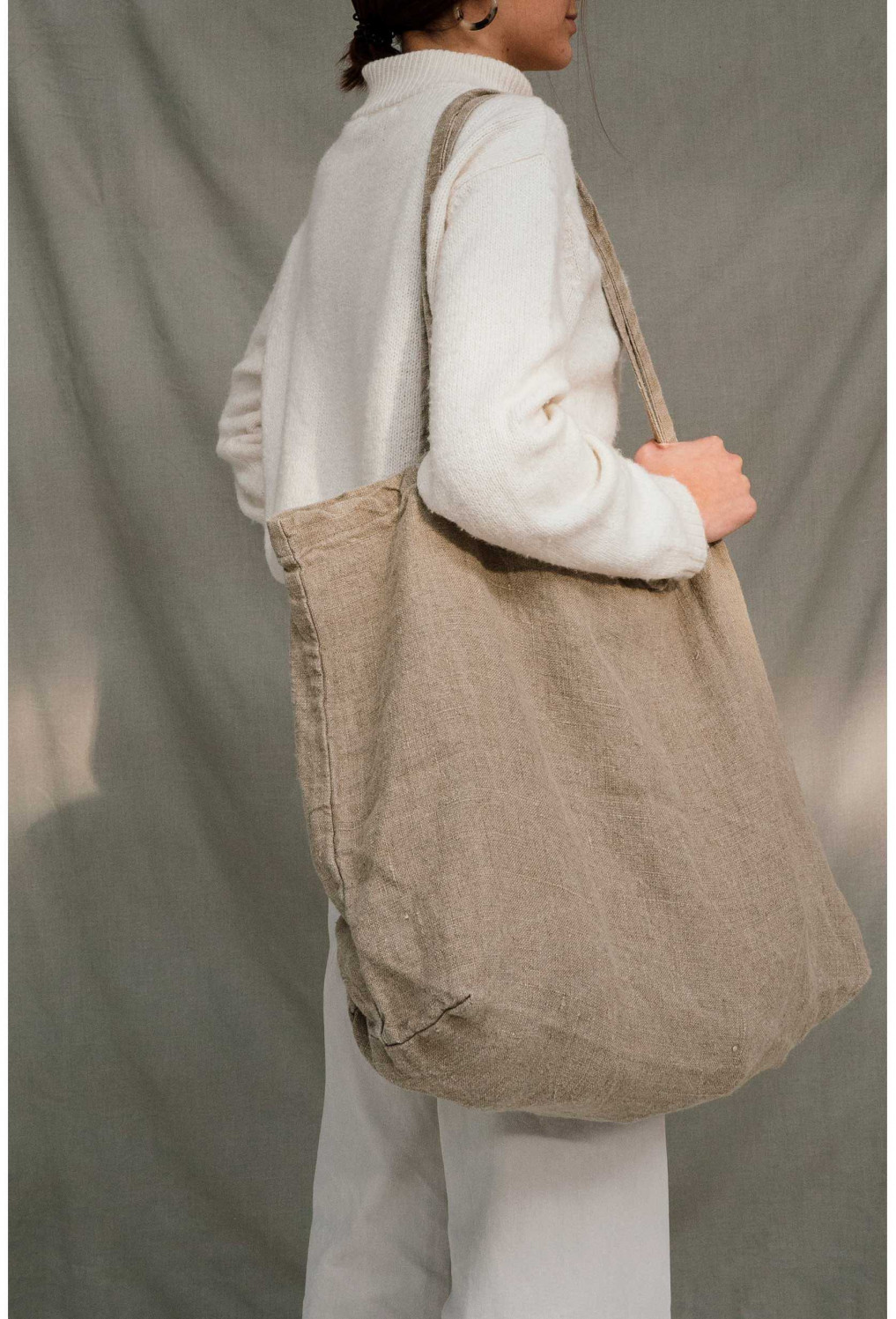 Sac LINO naturel
