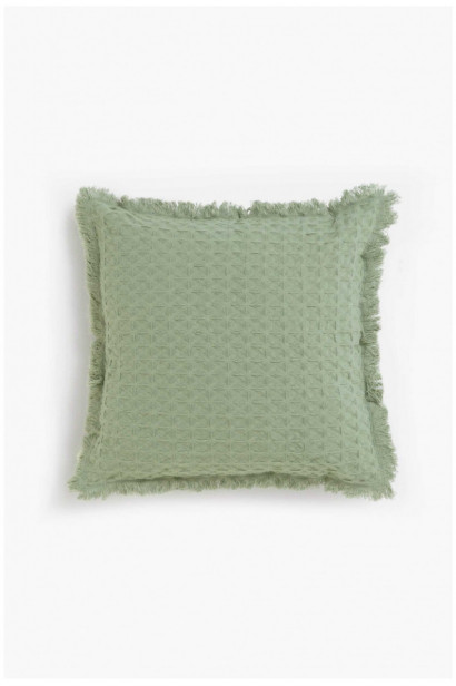 Cushion cover PANAL green
