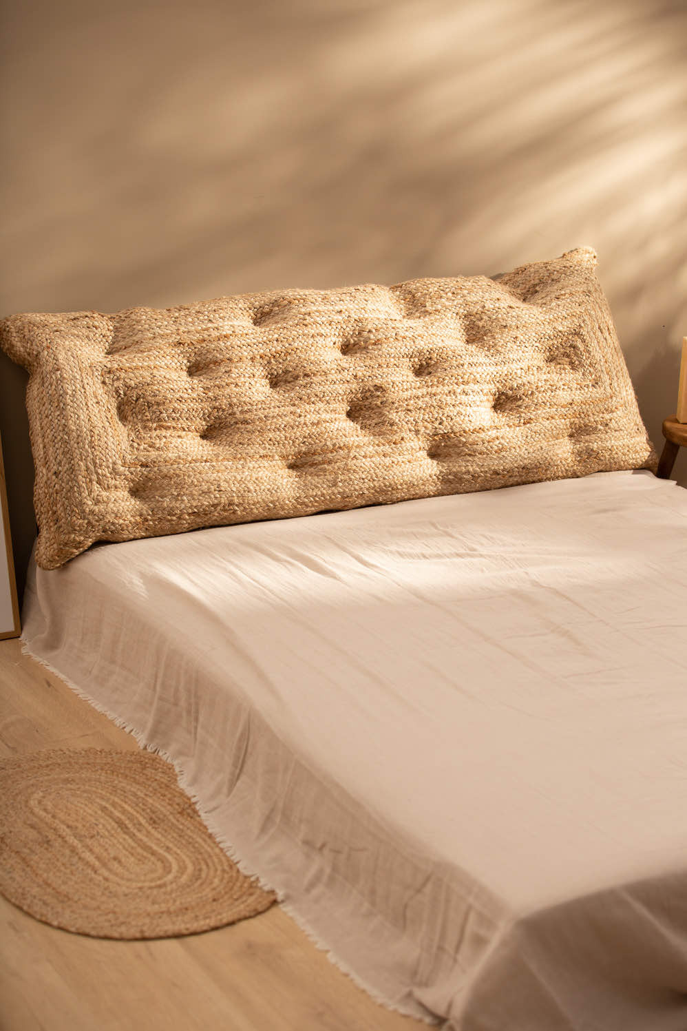 Single and double bed headboards